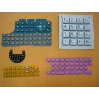 Buy cheap silicone rubber keypads, keyboards, keys,buttons from wholesalers
