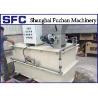 Polymer Preparation Flocculation Preparation Unit In Chemical Industry Sludge Treatment.