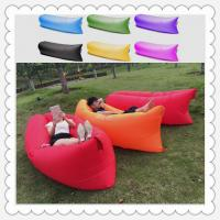 Buy cheap LAMZAC Hangout Nylon Inflatable Sofa from wholesalers