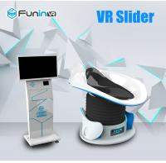Buy cheap Theme Park Full Motion Flight Simulator VR Slider Game For 1 / 2 / 4 Player from wholesalers