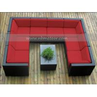 Buy cheap Mtc-114 New Luxury Large Model Outdoor Rattan Furniture Sofa Set from wholesalers