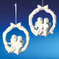 Buy cheap Resin Christmas frame from wholesalers