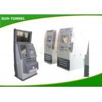 Buy cheap 60MHZ Utility Bill Payment Kiosk , Self Service Payment Terminal For Hospital from wholesalers