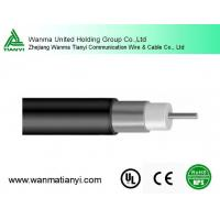 Buy cheap 75ohms Coaxial Cable Series Welding Solid Al Tube Trunk Cable (QR540) product