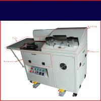 Buy cheap Desktop Album Making Machine , Case Cover Photo Book Making Equipment Automatic from wholesalers
