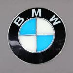 Buy cheap BMW Advertising Car Logo Sign Maker Led Backlit Custom Acrylic coating 3D Car Logo from wholesalers