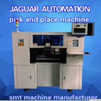 Buy cheap high speed LED mounting machine for smd components pick and place machine line from wholesalers