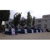 Buy cheap Full Hydraulic Drilling Rigs Impact Power Pipe Shed Engineering Without DTH Hammer from wholesalers