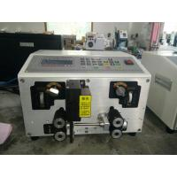China Industrial stranded wire cutting and stripping machine, auto wire cutter and stripper on sale