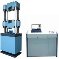Buy cheap 1000 KN Tensile Strength Testing Machine Electro Hydraulic Servo For Metals from wholesalers