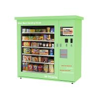 Buy cheap Touch Screen Mini Mart Vending Machine Beverage Candy Snack Food Drink Can Bottle from wholesalers