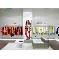 Buy cheap Clothing stores tv led screen floor stand indoor dispalyer advertising machine from wholesalers