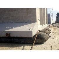 Buy cheap Black Durable Marine Rubber Airbag For Heavy Structures Up To 10,000tons from wholesalers