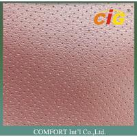 Buy cheap Waterproof Perforated PVC Artificial Leather PVC Vinyl Fabric For Sofa / Car Seat product