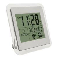 Buy cheap Weather station clock from wholesalers