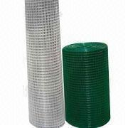Buy cheap Square Welded Wire Mesh with Plastic Finish (HY) from wholesalers