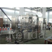 Buy cheap Straight Line Water  Automatic Water Bottle Filling Machine Liquid Filling Machines from wholesalers