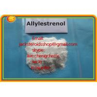 Buy cheap CAS 432 60 0 Oral Progesterone Steroid Oral Allylestrenol Prevent Threatened Miscarriage from wholesalers