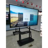 Buy cheap VGA 4K 3840x2160 TV Interactive Whiteboard 110in Office Conference Smart Board product