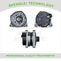 Buy cheap 12V 150A Peugeot Alternator / Generator OEM Assembly Type with Center Muffler product