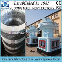 Buy cheap CE approved cost effective industrial biomass pellet making machines,biomass pellet mill machine from wholesalers