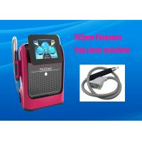 Buy cheap Effective Picosure Yag Laser Machine For Tattoo Removal Red / Gray Color Optional from wholesalers