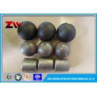 Buy cheap Industrial 60mm High Chrome Wear - Resisting Cast Iron Balls for ball mill from wholesalers
