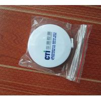 Buy cheap Custom printed logo small round tape measure from wholesalers