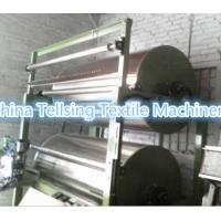 Buy cheap dual-cylinder ironing machine for pressing and setting elastic webbing ribbon,tape etc. from wholesalers