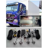 Buy cheap HD Camera Surround View Rear Parking Camera Monitor With 4 channel DVR product
