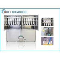 Buy cheap 3 tons Edible Large Production Cube Ice Machine with 30 Years Lifetime for Middle East Clients to Sell the Cube Ice from wholesalers