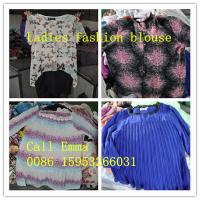 China Cheapest wholesale factory of used clothing on sale