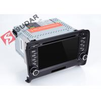 Buy cheap Wince MTK 3360 Audi Tt Dvd Player , Double Din Touchscreen Head Unit Support Ipod from wholesalers