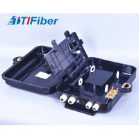 Buy cheap FTTH 24 Ports Fiber Optic Distribution Box Indoor Outdoor SC/LC Adapters Suitable product