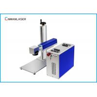 Buy cheap 110*110mm Table Mini 30w CO2 Laser Marking Machine For Bottles Leather Paper from wholesalers