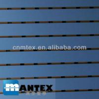 Buy cheap Wooden  Acoustic Panel (grooved) from wholesalers