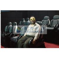 Buy cheap Thrilling XD Theatre 9D Motion Simulators Experience With Yellow Glasses product