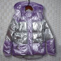 Buy cheap Violet Sustainable Padded Down Jacket For 4 - 12 Years Old Children product