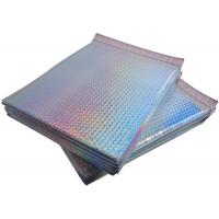 Buy cheap 8.5X14.5 #3 Iridescent Bubble Mailer Coloured Bubble Envelopes For Packaging from wholesalers