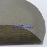 Buy cheap 160gsm FR PU Coated Nylon Fabric 210Denier from wholesalers