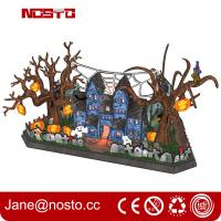Buy cheap 3d Halloween Wall Decor, 3D Paper Wall Art, Halloween Decor 3D puzzle Castle product