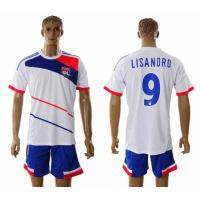 Buy cheap Custom Design Soccer Uniforms Football Uniform OEM from wholesalers