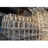 Buy cheap Aluminum Scaffolding Stage Lighting Modular Truss System Rust Resistance from wholesalers