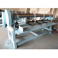 Buy cheap Four Link Slotting Corner Cutting Machine / Partition Slotter Machine from wholesalers