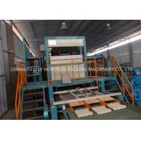 Buy cheap Automatic Paper Pulp Recycling Production Line For Egg Tray Making Machine from wholesalers