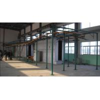 Buy cheap PVC Powder Spray Coating Production Line For Wire Mesh Panel treatment from wholesalers