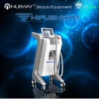 Buy cheap hifu body slimming machine / Ultrashape body shaping machine / liposonix from wholesalers