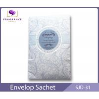 Buy cheap OEM/ODM Design Perfumed Sachets Fresh Scents Sachets 120*125mm from wholesalers