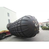 Buy cheap Good Durability Marine Rubber Fender Fishbone Type Cover For Fuel Ships from wholesalers