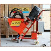 Buy cheap EZ RENDA Automatic Mortar Spray Machine Adjustable Flow Latex Spray from wholesalers